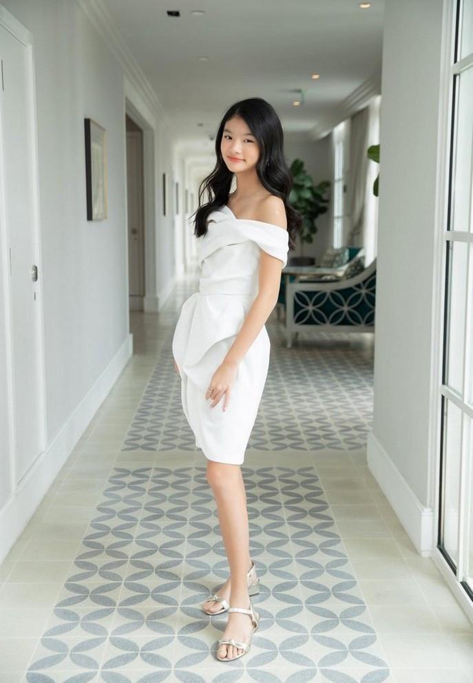 Hai con gái xinh đẹp, đáng yêu của diễn viên Trần Bảo Sơn-8
