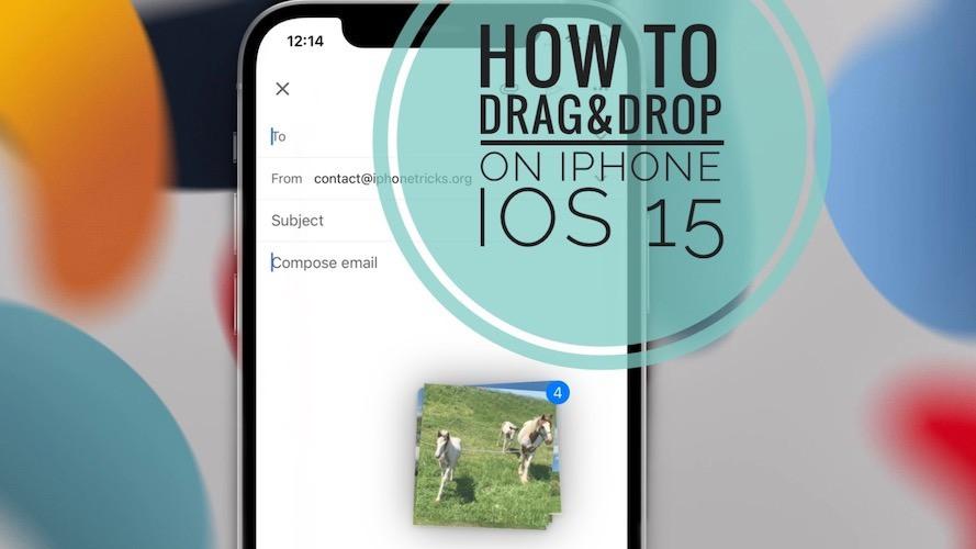 Cách kéo thả file giữa các ứng dụng trên iOS 15-1