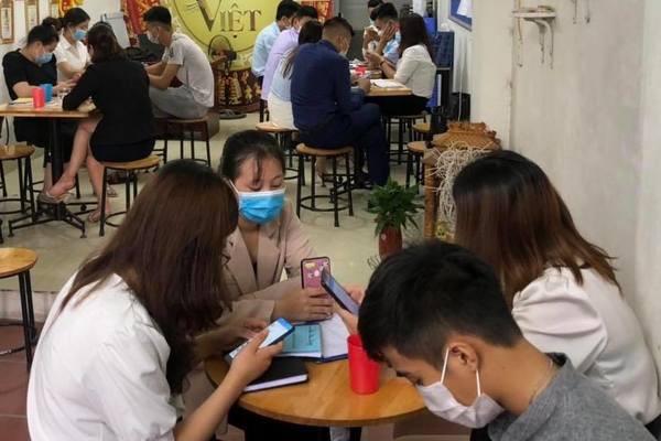 Phạt gần 160 triệu đồng nhóm đa cấp tụ tập ở Hà Nội-1