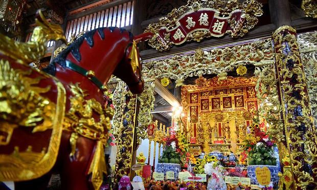 Toàn cảnh Nhà thờ Tổ 100 tỷ của NS Hoài Linh: Trải dài 7000m2, nội thất hoành tráng sơn son thếp vàng, nuôi động vật quý hiếm-15
