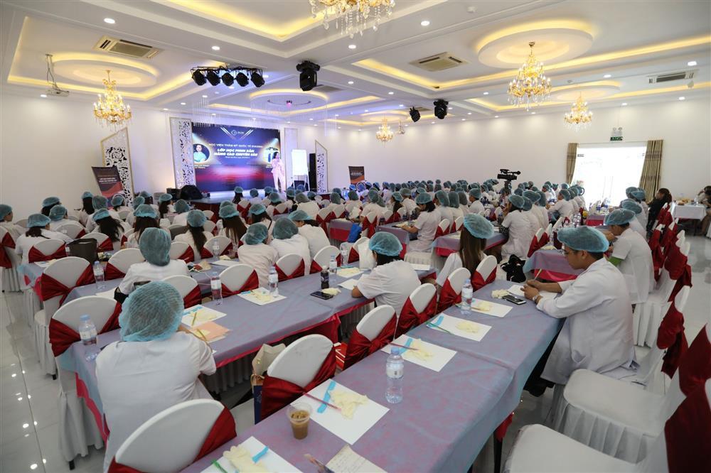 Đỗ Thị Thu Trang: Người tạo ra thiên đường sắc đẹp-3