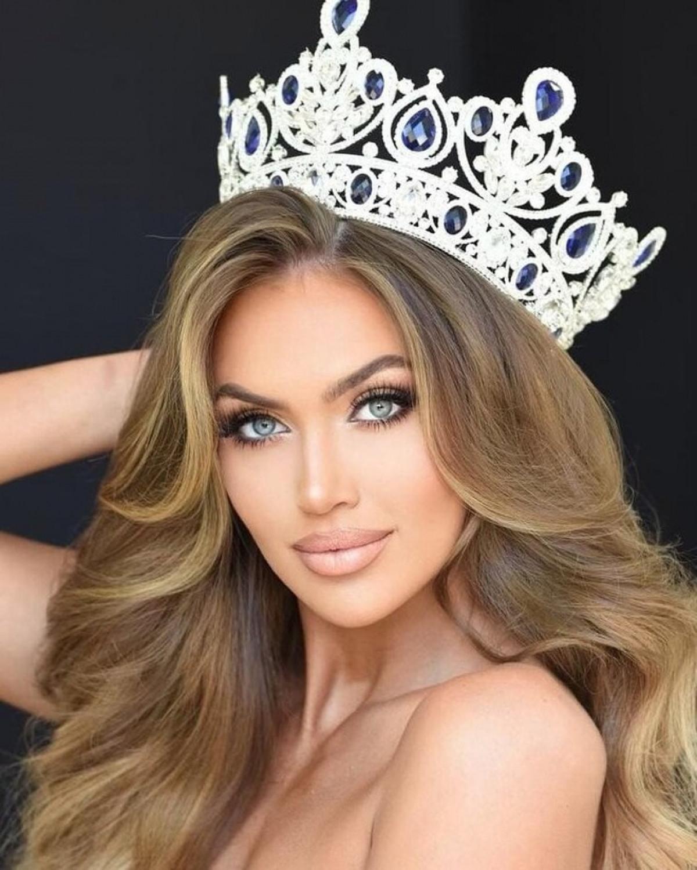 Hoa hậu Siêu quốc gia Mỹ trả lại vương miện, Á hậu 1 thay thế-1