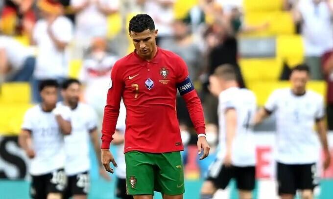 Kịch bản Bồ Đào Nha bị loại ngay từ vòng bảng EURO 2020-1
