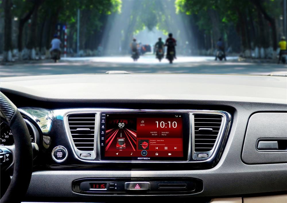 Trợ lý ảo thông minh KiKi chính thức lên màn hình xe hơi Gotech-1