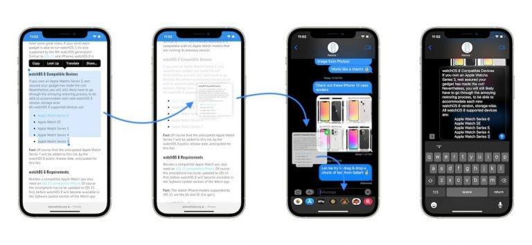 Cách kéo thả file giữa các ứng dụng trên iOS 15-3
