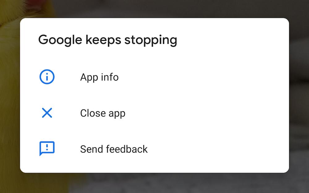 Cách khắc phục lỗi ứng dụng Google liên tục dừng hoạt động-2