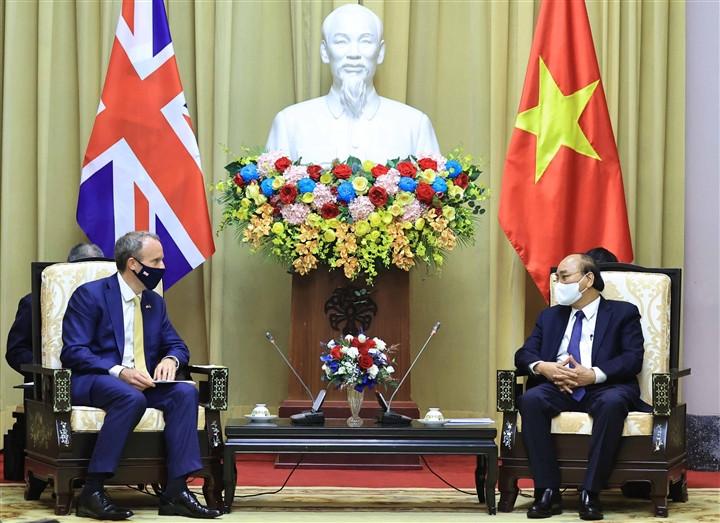 Anh sẵn sàng đóng góp vaccine COVID-19 cho Việt Nam-2