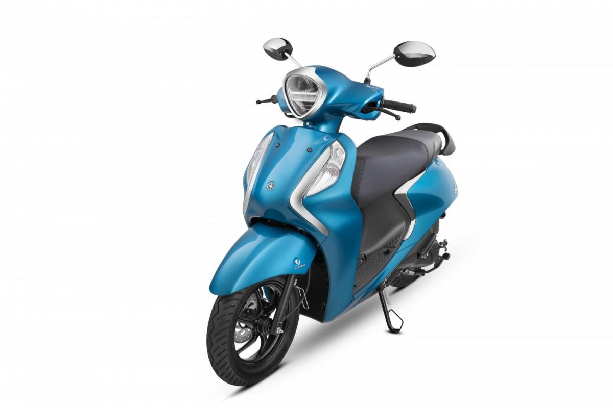 Yamaha Fascino 125 Fi Hybrid mới chính thức ra mắt-2
