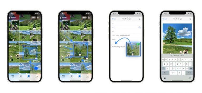 Cách kéo thả file giữa các ứng dụng trên iOS 15-5