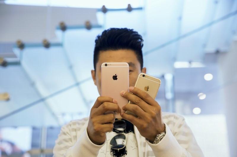 Đức điều tra Apple-1