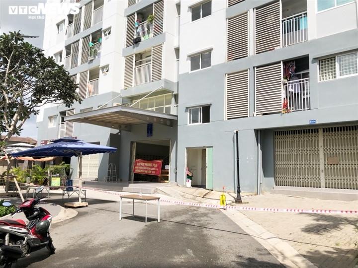 TP.HCM phong toả block H chung cư Ehomes Nam Sài Gòn liên quan ca COVID-19-1