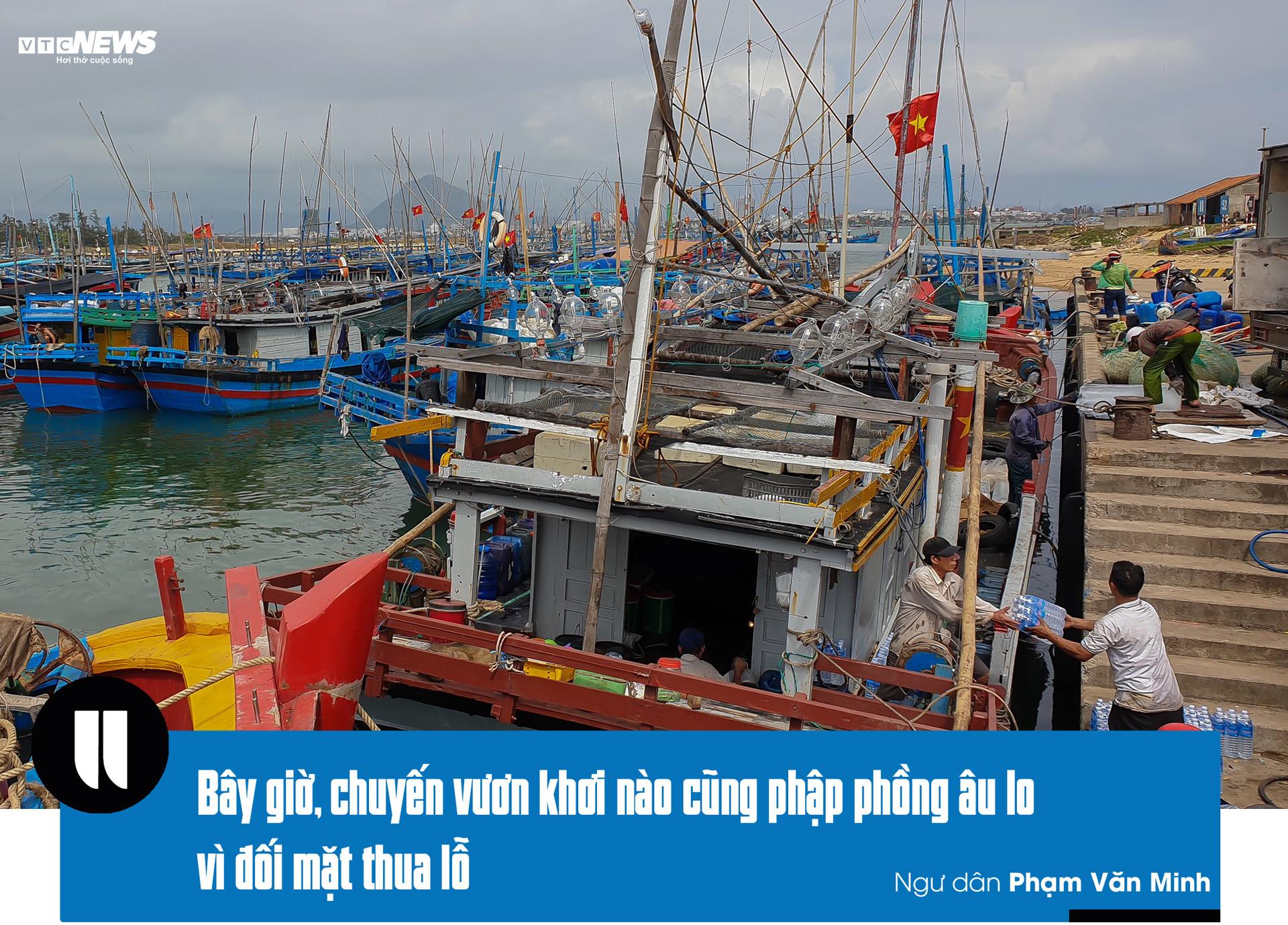 Nỗi buồn của ngư phủ nơi khai sinh nghề câu cá ngừ đại dương ở Việt Nam-4