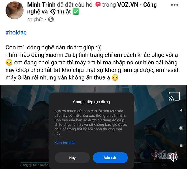 Người dùng Android Việt kêu trời vì điện thoại lỗi hàng loạt-2