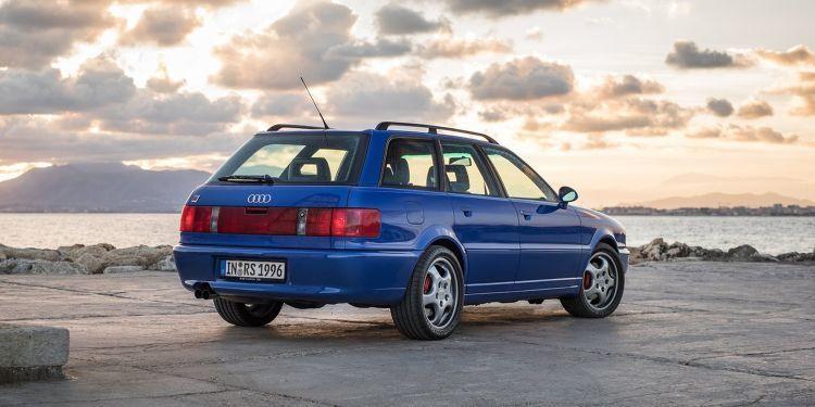 Ngắm những chiếc xe thể thao Audi 'xịn sò' nhất từng được sản xuất-5
