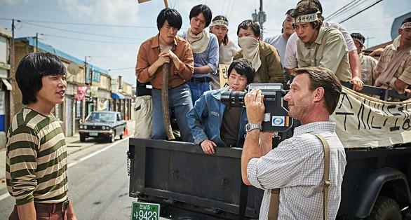 A taxi driver - phim ăn khách nhất màn ảnh Hàn năm 2017-2