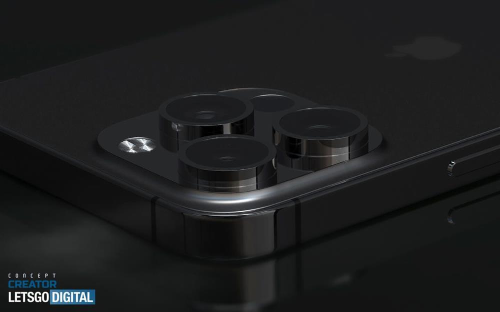Hình ảnh tuyệt đẹp về iPhone 13 Pro: Khá giống iPhone 12 Pro nhưng tai thỏ nhỏ hơn, ống kính lớn hơn-2