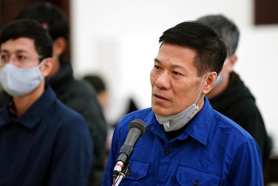 Hai Giáo sư xin giảm án cho cựu Giám đốc CDC Hà Nội-1