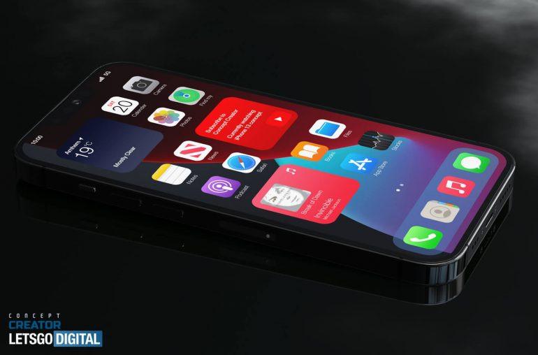Hình ảnh tuyệt đẹp về iPhone 13 Pro: Khá giống iPhone 12 Pro nhưng tai thỏ nhỏ hơn, ống kính lớn hơn-3