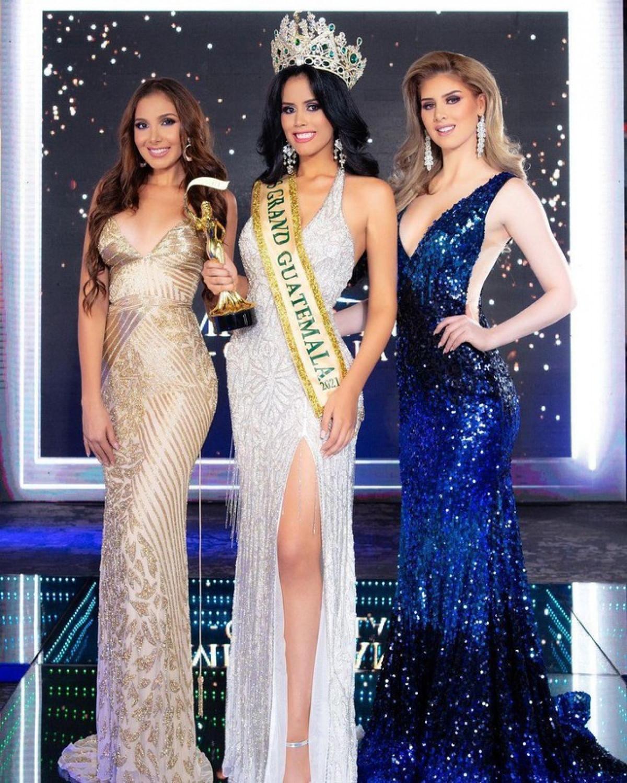 Nét đẹp Latin quyến rũ của nữ sinh báo chí được bổ nhiệm Hoa hậu Hoà bình Guatemala 2021-1