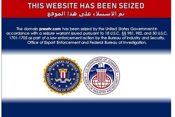 Mỹ chiếm quyền kiểm soát hàng loạt trang web của Iran-1