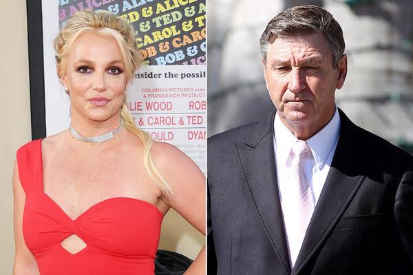 Phiên tòa quyết định để trả tự do cho Britney Spears-1