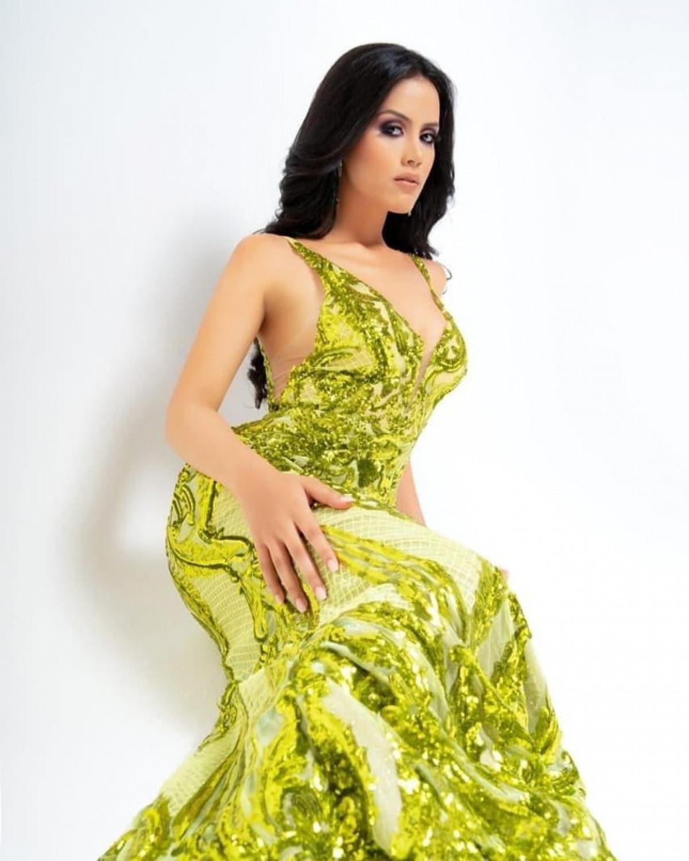 Nét đẹp Latin quyến rũ của nữ sinh báo chí được bổ nhiệm Hoa hậu Hoà bình Guatemala 2021-3