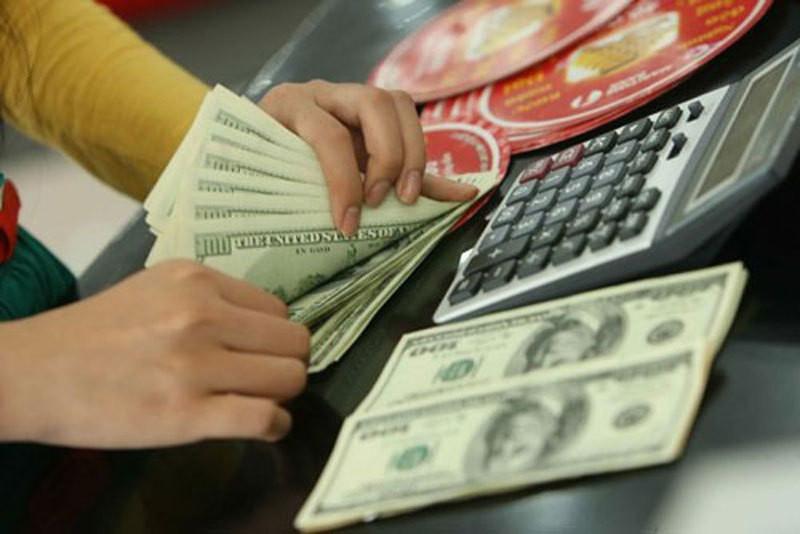 Tỷ giá ngoại tệ ngày 23/6: Lo ngại rủi ro, USD treo cao-1
