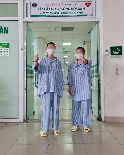 Hai bệnh nhân Covid-19 nguy kịch hồi phục, có thai phụ 17 tuổi-1