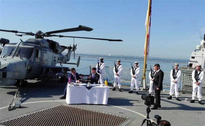 Anh thách thức Nga, giúp Ukraine xây căn cứ hải quân ở Biển Đen-1