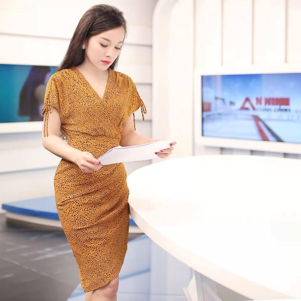 MC Minh Hương kể áp lực làm BTV kênh truyền hình công an-1
