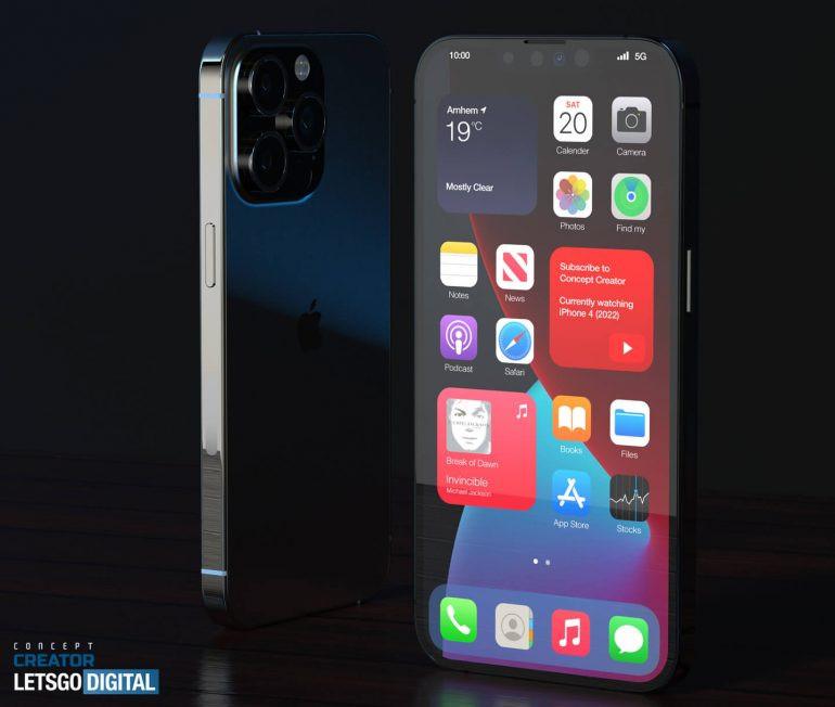 Hình ảnh tuyệt đẹp về iPhone 13 Pro: Khá giống iPhone 12 Pro nhưng tai thỏ nhỏ hơn, ống kính lớn hơn-4