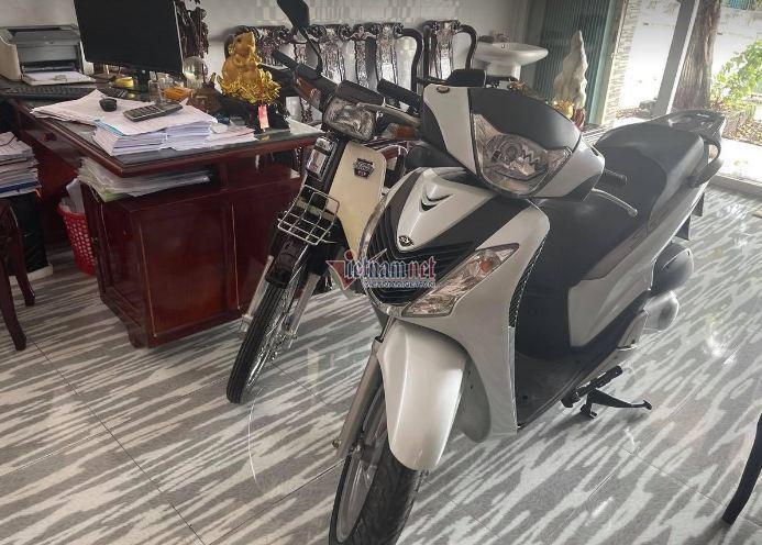 Thầy giáo Vĩnh Long chi 600 triệu mua Honda SH, Dream Thái biển đẹp-1