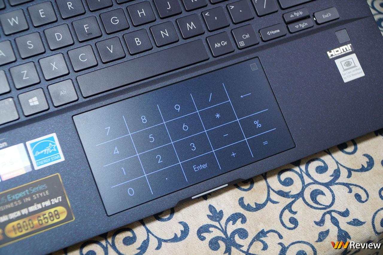 Trên tay Asus ExpertBook B9 2021: laptop mỏng nhẹ với nhiều tính năng độc đáo dành cho doanh nhân