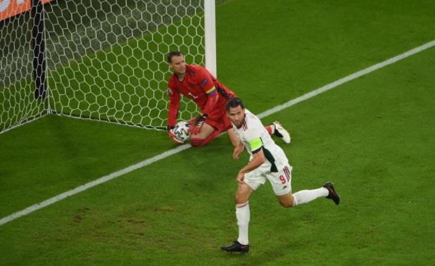 EURO 2020: Đức, Bồ Đào Nha rượt đuổi tỷ số, bảng tử thần nghẹt thở đến phút chót - 2