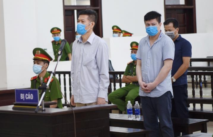 Cựu Giám đốc CDC Hà Nội Nguyễn Nhật Cảm phủ nhận tư lợi khi nâng khống thiết bị y tế-1