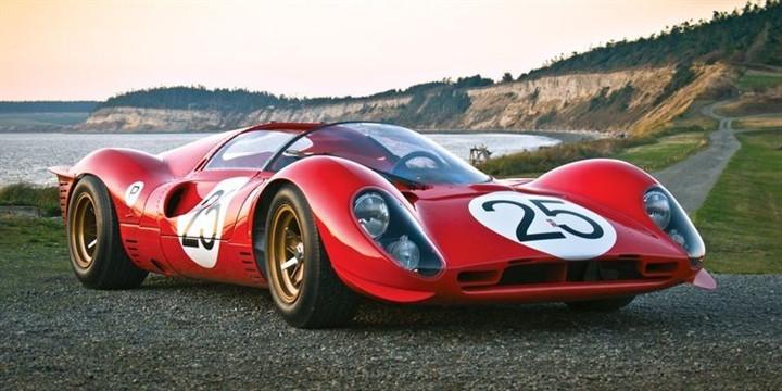 Những chiếc xe Italy đẹp nhất mọi thời đại-2