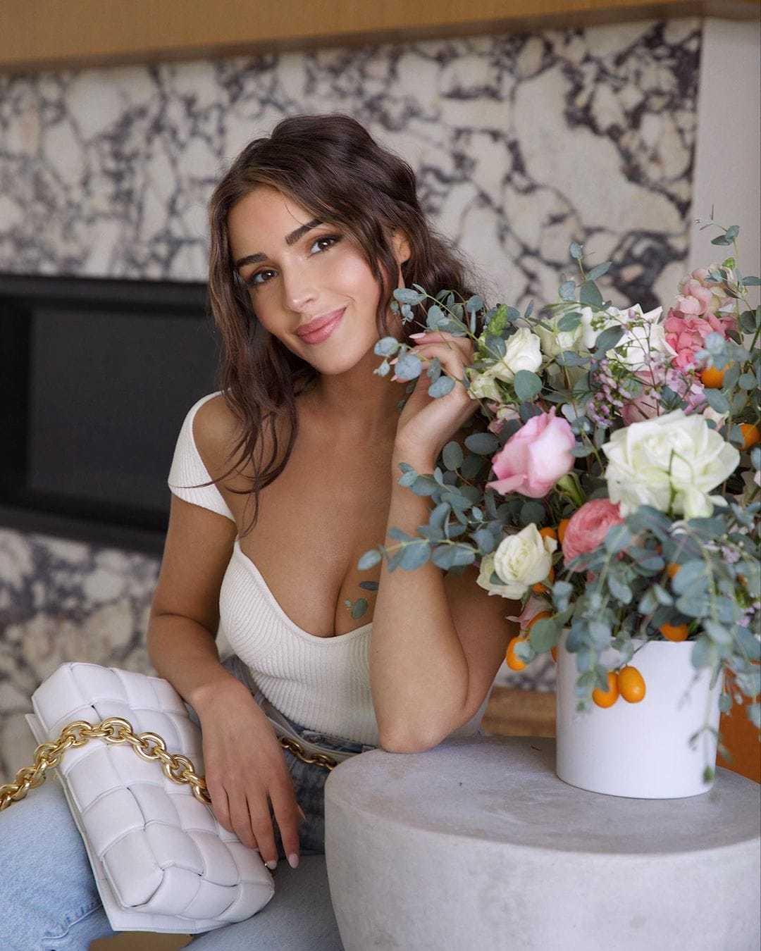 Vẻ nóng bỏng của Hoa hậu Hoàn vũ Olivia Culpo-19