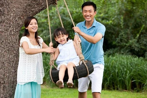 Để con trưởng thành, cha mẹ phải làm những điều này đều đặn mỗi ngày-1