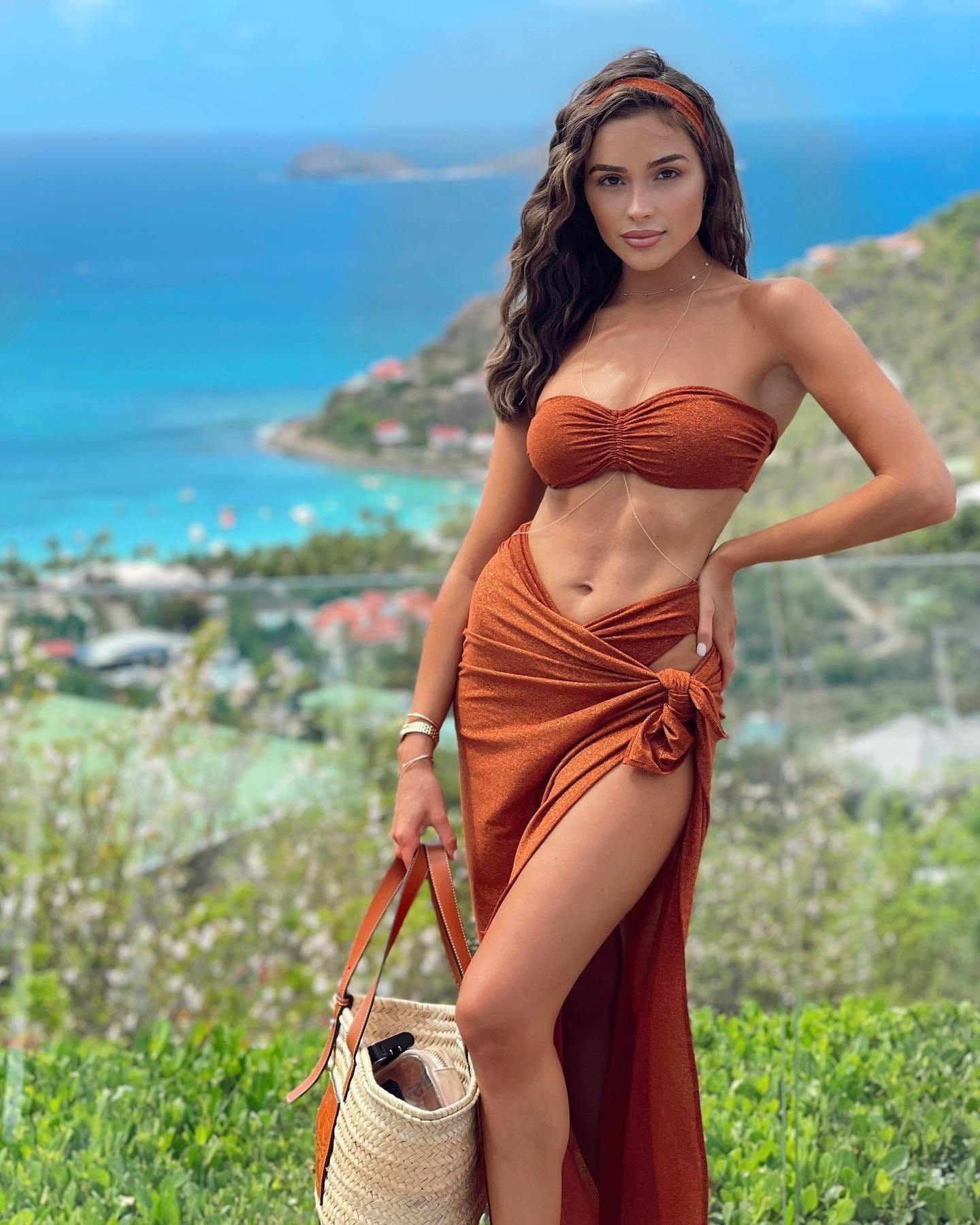 Vẻ nóng bỏng của Hoa hậu Hoàn vũ Olivia Culpo-14