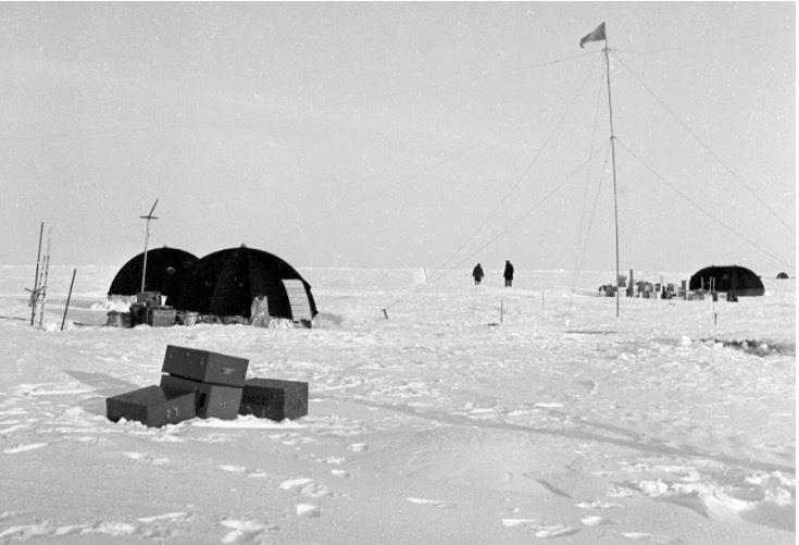 Chiến dịch của CIA săn lùng các trạm băng trôi Liên Xô ở Bắc Cực-1