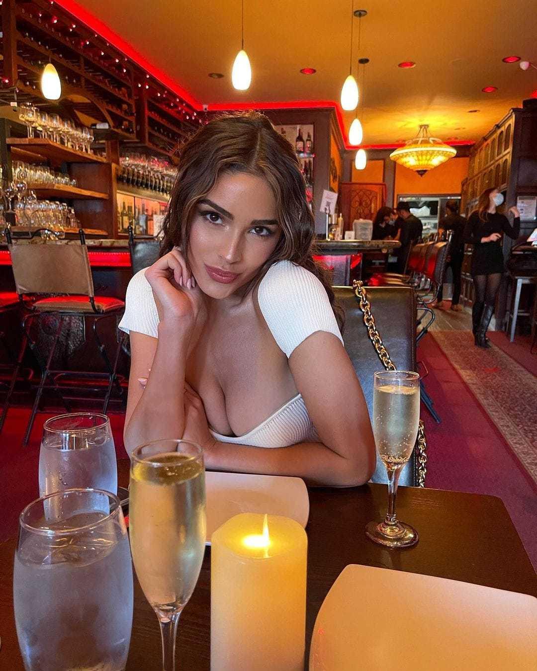Vẻ nóng bỏng của Hoa hậu Hoàn vũ Olivia Culpo-18