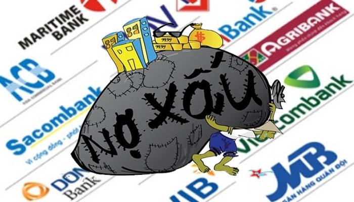 Hàng loạt ngân hàng có nợ xấu tăng mạnh chục ngàn tỷ-2
