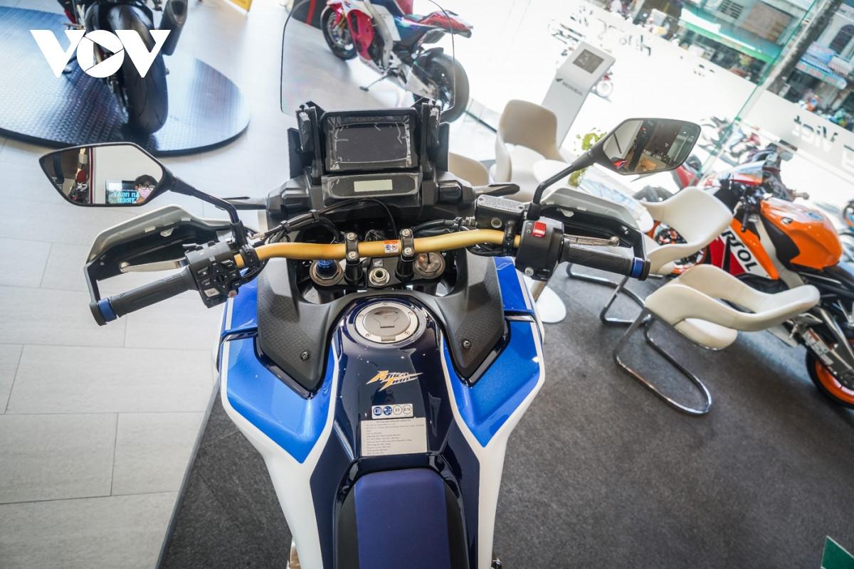 Cận cảnh Honda Africa Twin Adventure Sport giá gần 700 triệu đồng-6