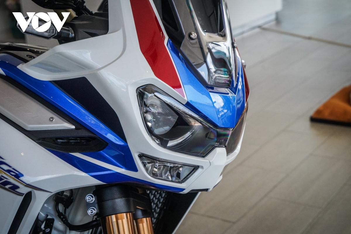 Cận cảnh Honda Africa Twin Adventure Sport giá gần 700 triệu đồng-9