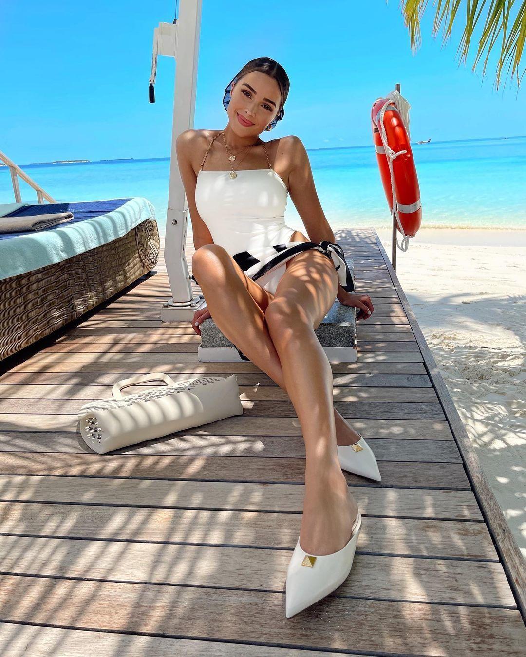 Vẻ nóng bỏng của Hoa hậu Hoàn vũ Olivia Culpo-12