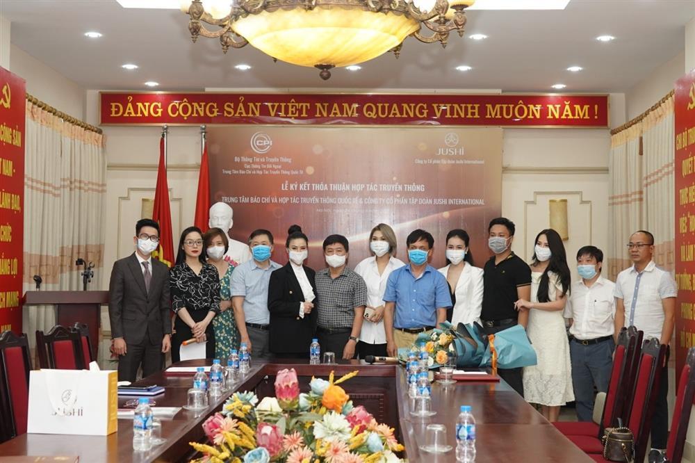Trung tâm hợp tác báo chí quốc tế đẩy mạnh hợp tác truyền thông với công ty Nhật-5