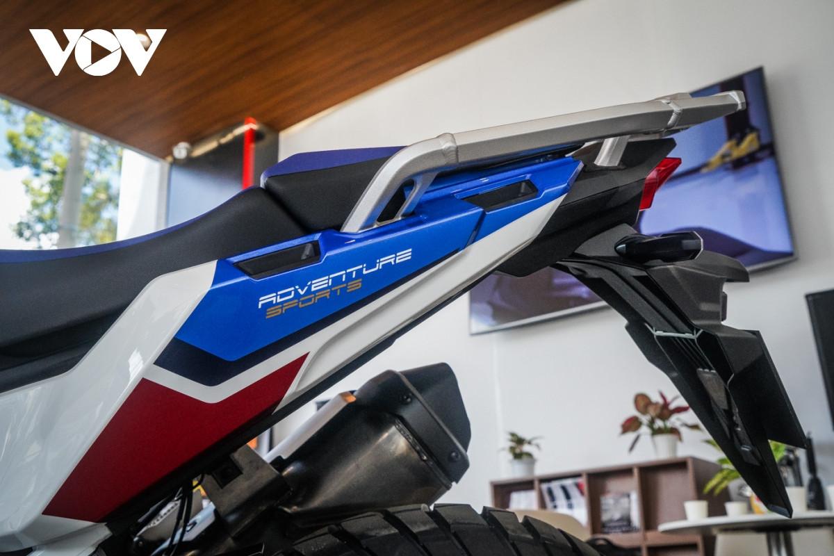 Cận cảnh Honda Africa Twin Adventure Sport giá gần 700 triệu đồng-18