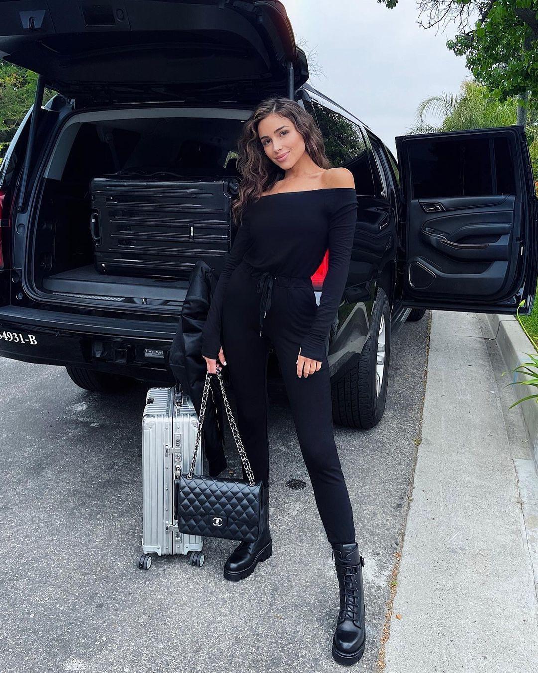 Vẻ nóng bỏng của Hoa hậu Hoàn vũ Olivia Culpo-21