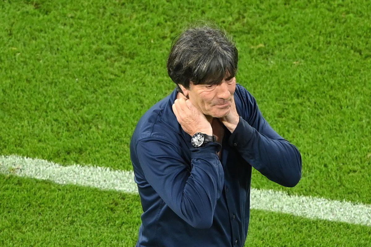 Joachim Low vui vì Đức gặp Anh ở vòng 16 đội EURO 2020-1