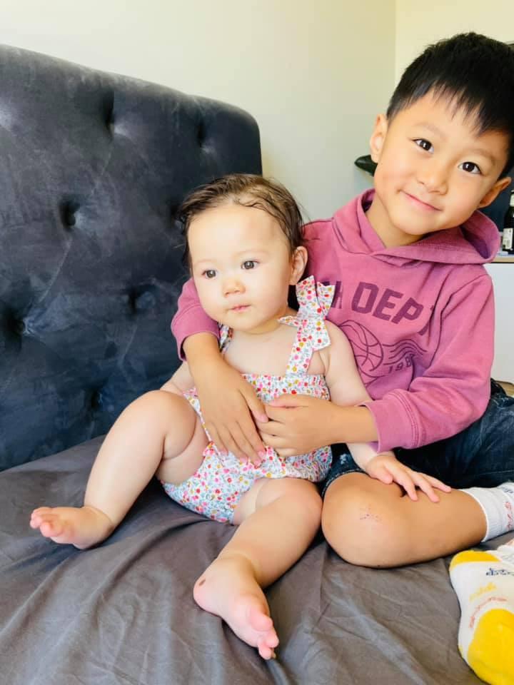 Từng ám ảnh một mình nuôi con, mẹ đơn thân Việt lấy ngay chồng Tây rồi sống đời hạnh phúc-21